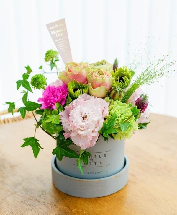 母の日box ( pink )