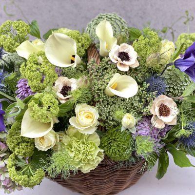 美容室オープン祝い花